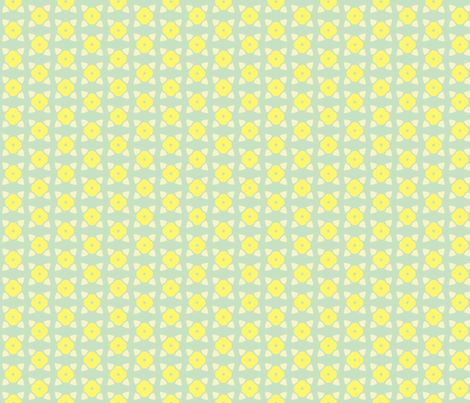 Buttermilk Sky 1400 fabric by lisabarbero on Spoonflower - custom fabric