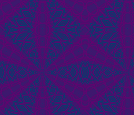 Kaleidoscope fabric by scorpiusblue on Spoonflower - custom fabric