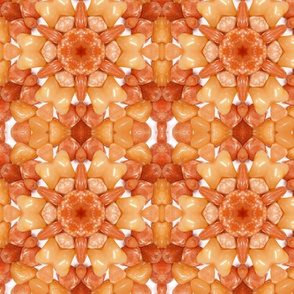 Fall colors kaleidoscope - Aventurine