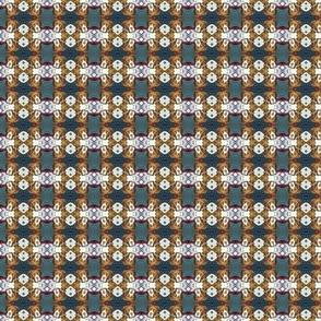 American bulldog mosaic - Tank-ed