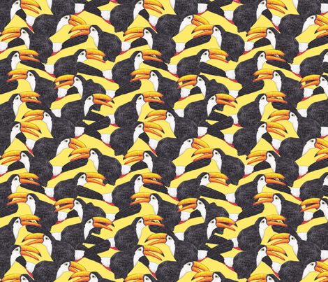 Toucan Yellow