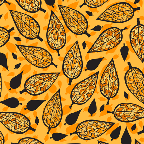 Floating in the Breeze fabric by robyriker on Spoonflower - custom fabric