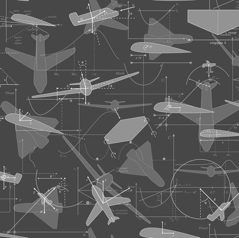 Aerodynamics (Gray)