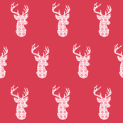 Reindeer #red