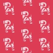 Julbock #red