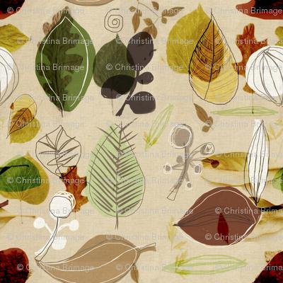 Leafy Love in Autumn