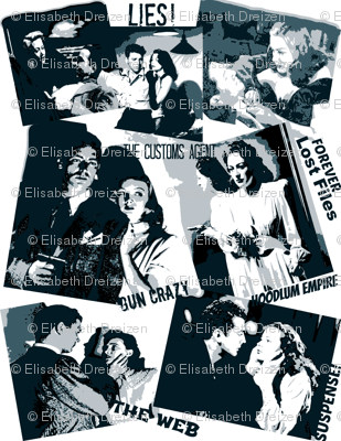 Film- Noir:The Fabric of Deceit!