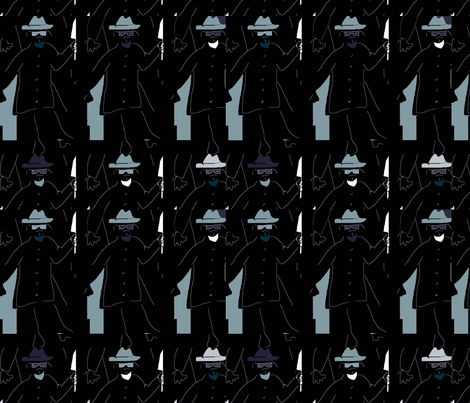 Film_Noir_3 fabric by epbloom on Spoonflower - custom fabric