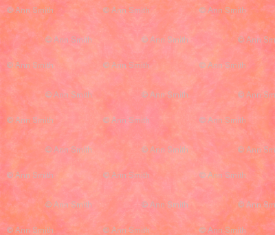 Watercolor Lt Coral Fabric
