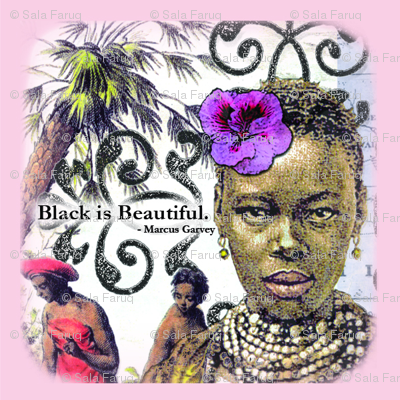 Sala_Faruq_-_Black_Is_Beautiful 1