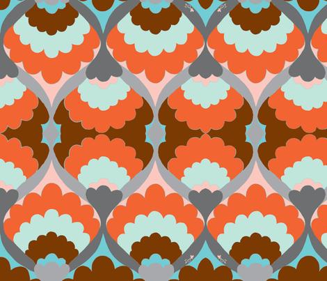 America  fabric by mumby on Spoonflower - custom fabric