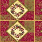 Christmas Wreath Gift Wrap