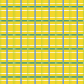 Building Blocks plaid yellow blue