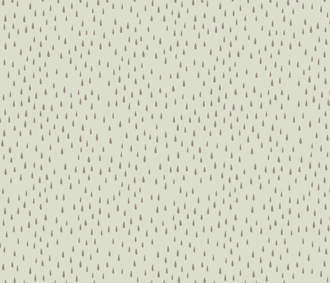 Raindrops fabric by juliastaite on Spoonflower - custom fabric