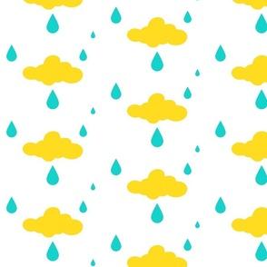 howdy cloudy rain sea