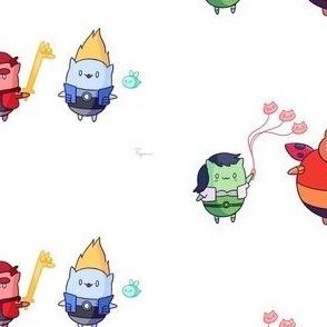 Catbug Bravest Warriors