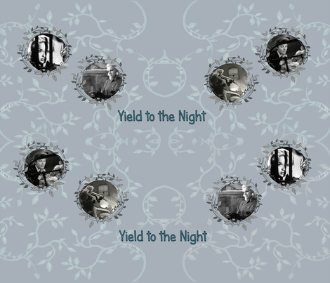 Yield to the Night fabric by sewpersonal_designs on Spoonflower - custom fabric