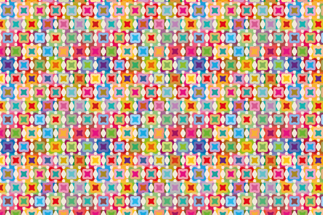 Square fabric by cassiopee on Spoonflower - custom fabric