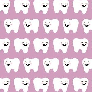 Tooth's Toof: Lovely Lilac