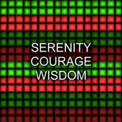 Christmas Serenity Courage Wisdom