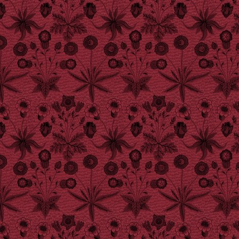 Rdaisy_wallpaper_designed_by_william_morris__1864_section_tile_healed_oxblood_shop_preview