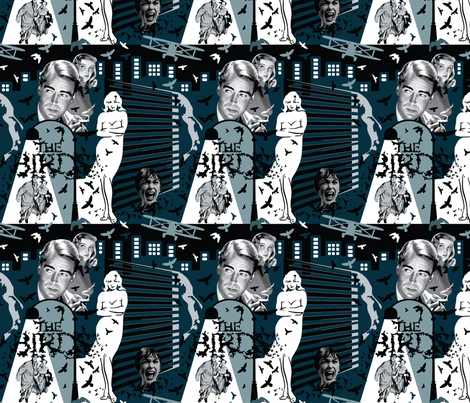 film_noir fabric by uramarinka on Spoonflower - custom fabric