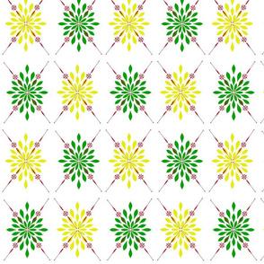 tequila_diamonds' Christmas Diamonds - Argyle