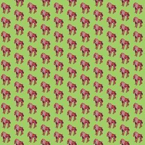 Monkey Monkey Green
