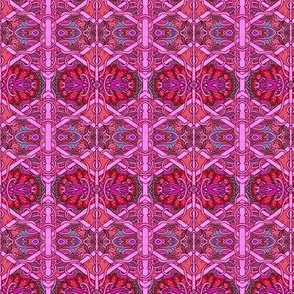 Mulberry Hexagon Parquet