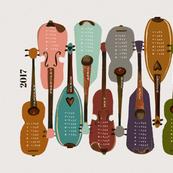 2017 Instrument Collection - Modern