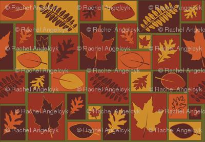 Blocks of Autumn