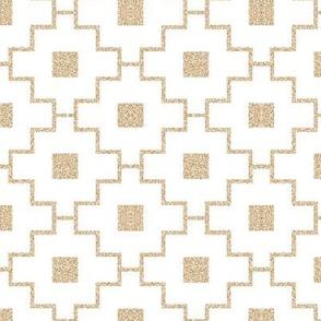 moroccan gold glitter v. I