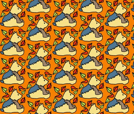 Beleaf in Nature fabric by artland95 on Spoonflower - custom fabric