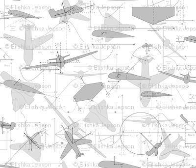 Aerodynamics (Gray & White)