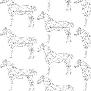 Geo horses