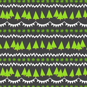 Jolly Forest Stripe