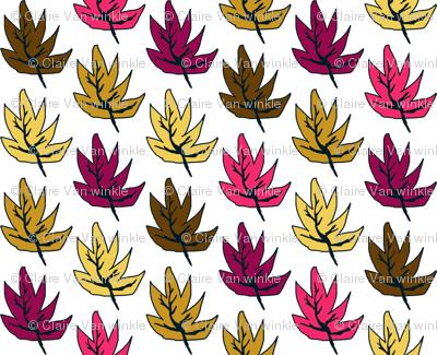 Like Little Leaves