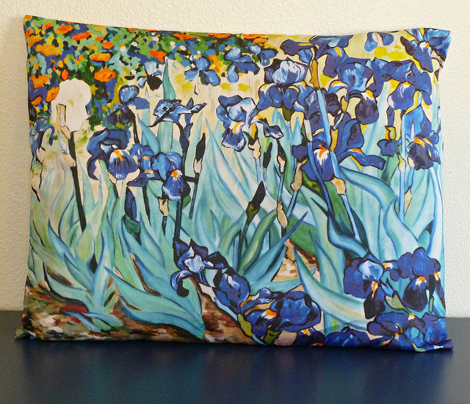 My Van Gogh Irises