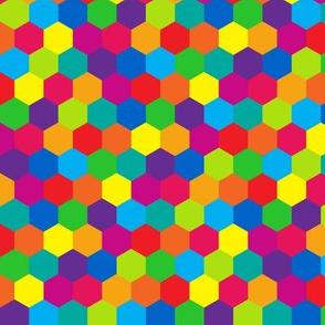 (E1) - Hexagons