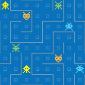 8-bit Hide and Seek