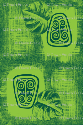 Havaiki spirit mono-green