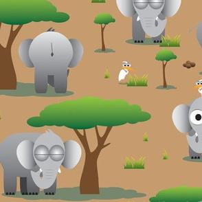 Elephant_sandy