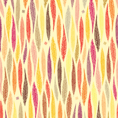 Autumn Celebration fabric by tonia_dee on Spoonflower - custom fabric