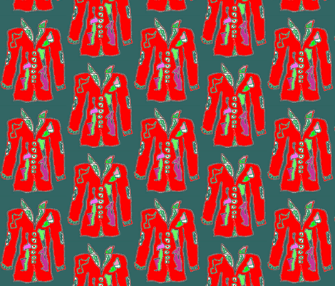 really ugly sweater :) fabric by sherryann on Spoonflower - custom fabric