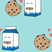 Milk Loves Cookie