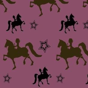 Dana's Doodles Saddlebred Horses