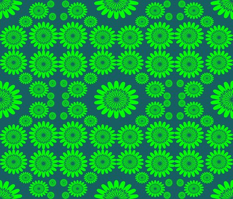 Racid_green_on_teal_floral_shop_preview
