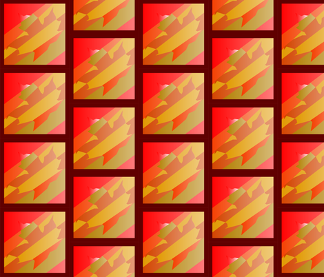 Fall_foliage_colors_leaf_11_11_2013 fabric by compugraphd on Spoonflower - custom fabric