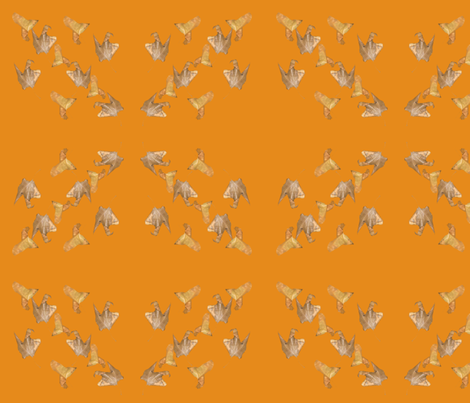 autumleaveprint2 fabric by lexus on Spoonflower - custom fabric