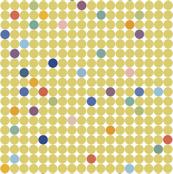 Dots rain